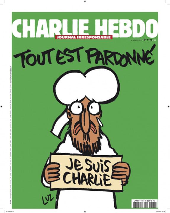 charlie Charlie Hebdo se lanseaza in Ucraina