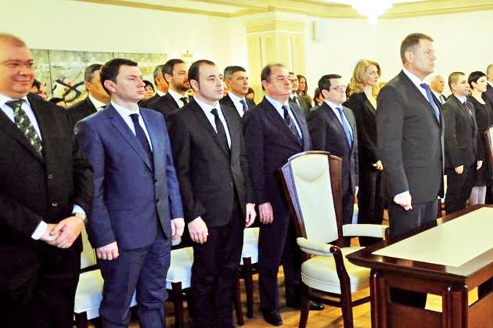 echipa Oamenii lui Iohannis au interzis la Cotroceni!
