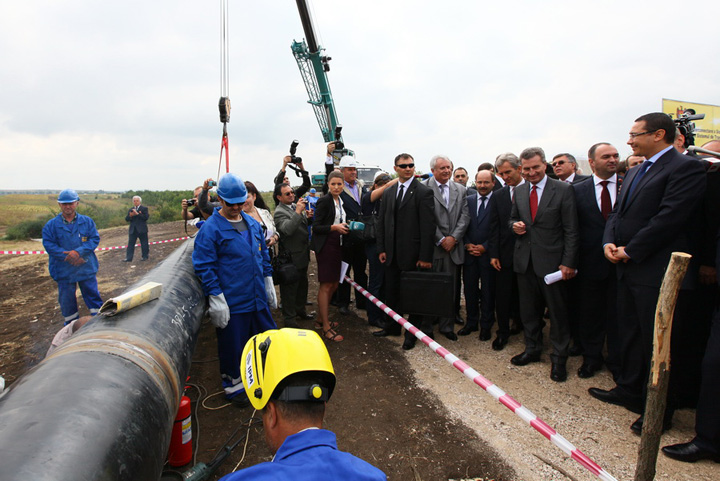 gazoduct iasi ungheni Moldova ne a luat banii si a fugit la rusi!