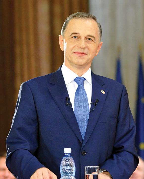 geoana  Ce beneficii are Catalin Predoiu ca premier din umbra!