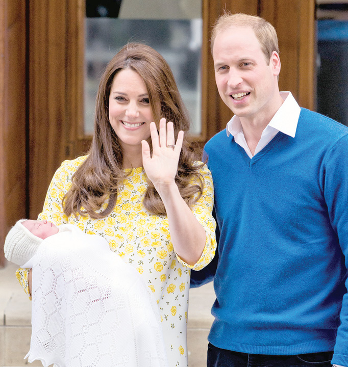 kate middleton prince william charlotte zoom Gabi Firea versus Kate Middleton