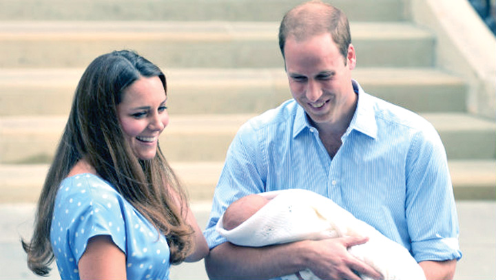 kate middleton prince william royal baby crop 4 Misterele din jurul nasterii ducesei Kate