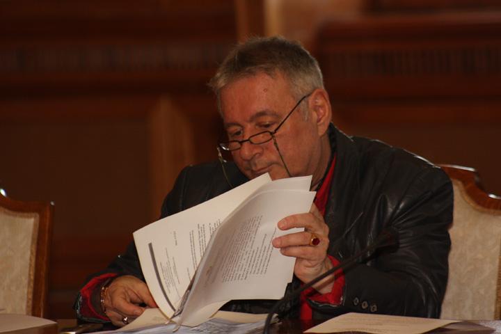 madalin voicu Aviz favorabil pentru retinerea si arestarea lui Madalin Voicu si Nicolae Paun!