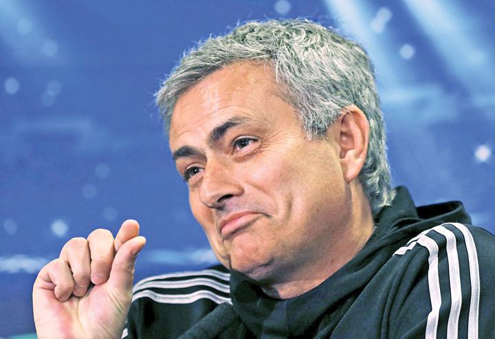 mourinho Mayweather a ciupit victoria à la Mourinho