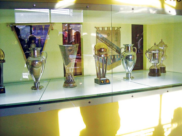 muzeu 2 CSA Steaua isi face muzeu. FCSB ul lui Becali a pierdut toate trofeele!