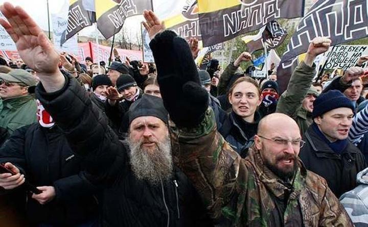 nasisti rusi Putin: Tentativele de a i reabilita pe nazisti sunt total inacceptabile
