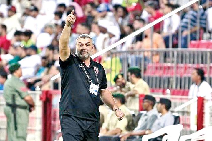 "olaroiu indicatii Olaroiu s a calificat cu Al Ahli in ""optimile"" Ligii Campionilor Asiei"