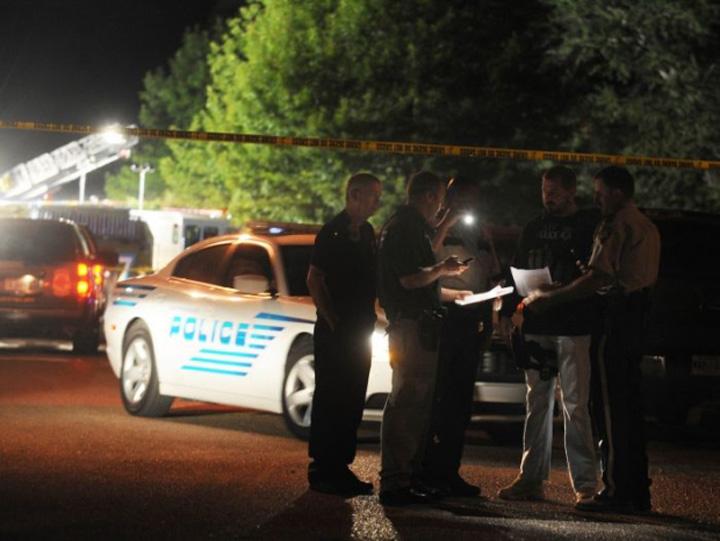 politie Doi politisti impuscati mortal in Mississippi
