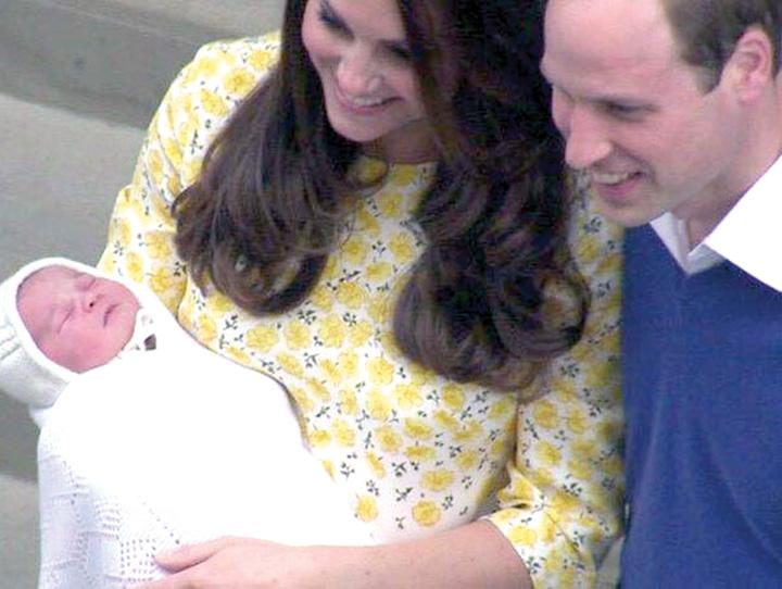 printesa facebook Kate Middleton a nascut o printesa