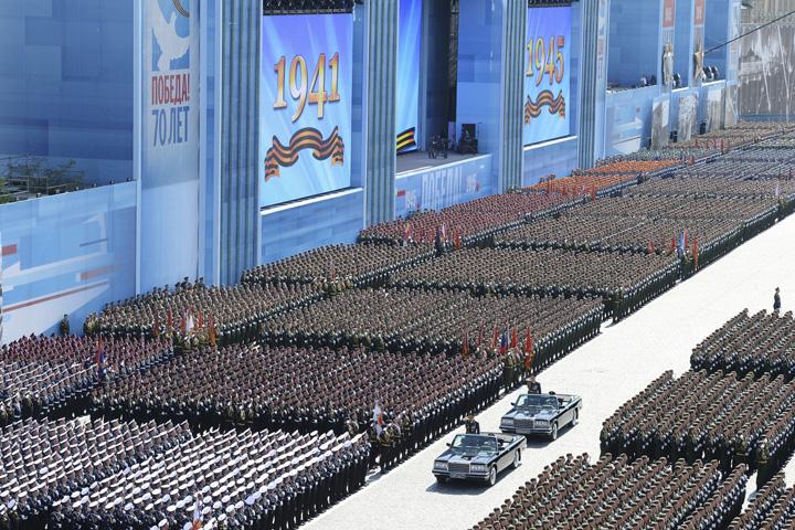 rusia Vladimir Putin multumeste Occidentului pentru Victoria din 1945