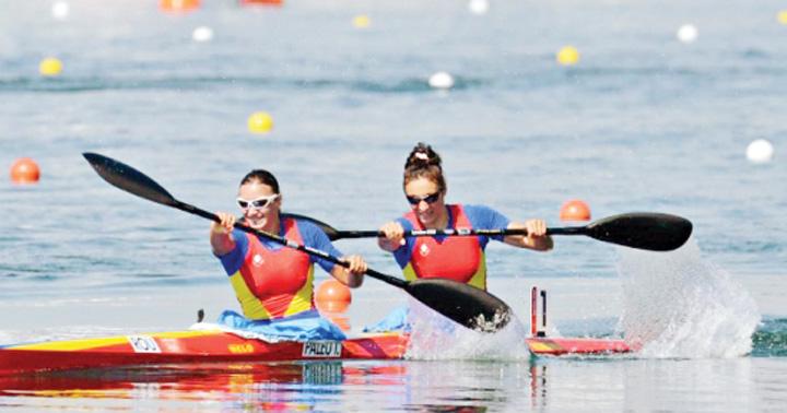 "trei medalii pentru romania la campionatul european de kaiac canoe 213230 Aur la ""europenele"" de kaiac canoe"