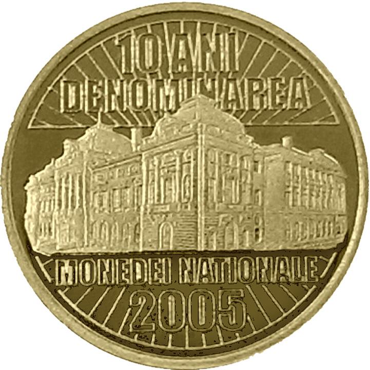 50 bani nou 2 BNR schimba moneda de 50 de bani