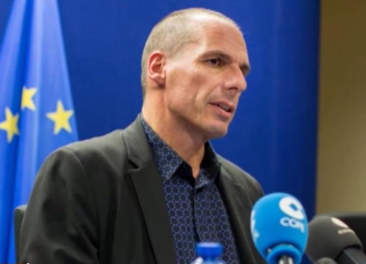 Varufakis la microfon Grecia, in faliment! Probleme pentru Romania