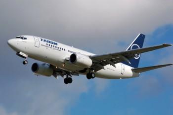 avion Tarom1 350x233 Pasagerii unei curse Tarom, blocati pe un aeroport din Amsterdam