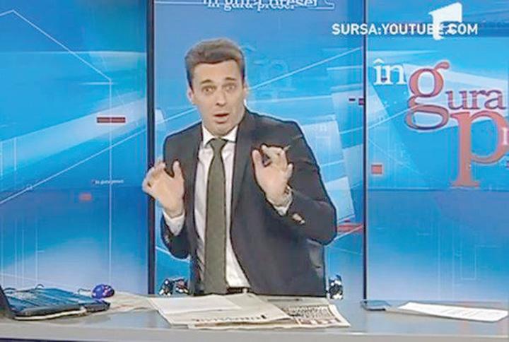 mircea badea  Mircea Badea are probleme mari cu capul!