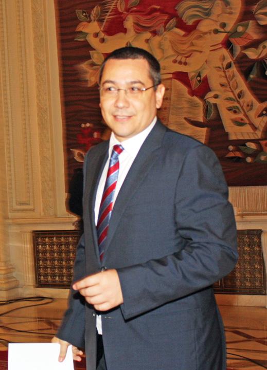 "victor ponta4 Deputat PNL: MRU ""parasuta"" lui Ponta"