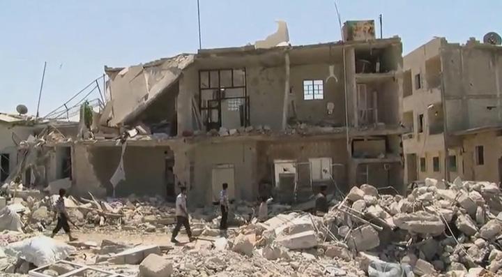 siria Siria, cea mai periculoasa tara din lume. Romania   pozitia 26 in ierarhia statelor sigure