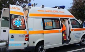 ambulanta 350x214 Copil impuscat in picior, pe un fond de vanatoare