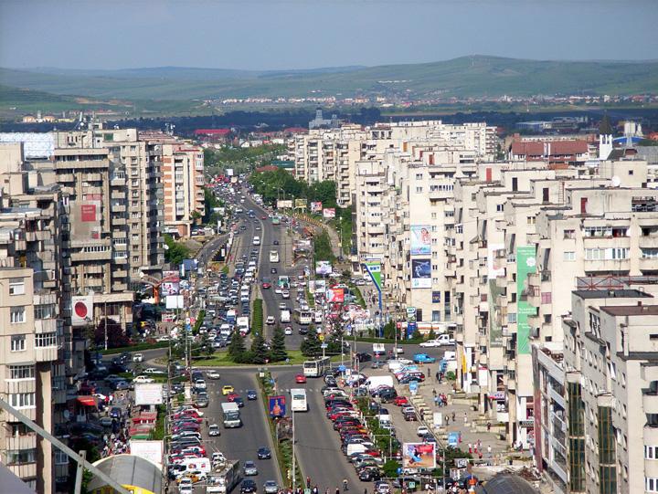 blocuri centru Cluj Napoca Apartamentele din Cluj, cu 4.000 de euro mai scumpe decat cele din Bucuresti