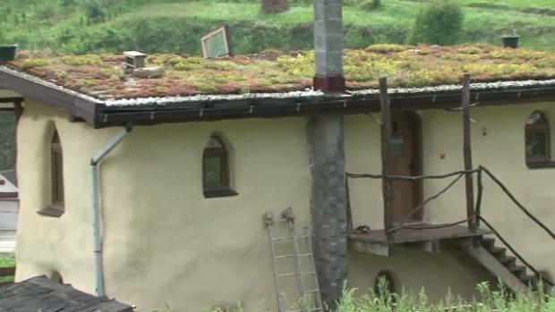 casa paie Casele din paie, noul trend imobiliar