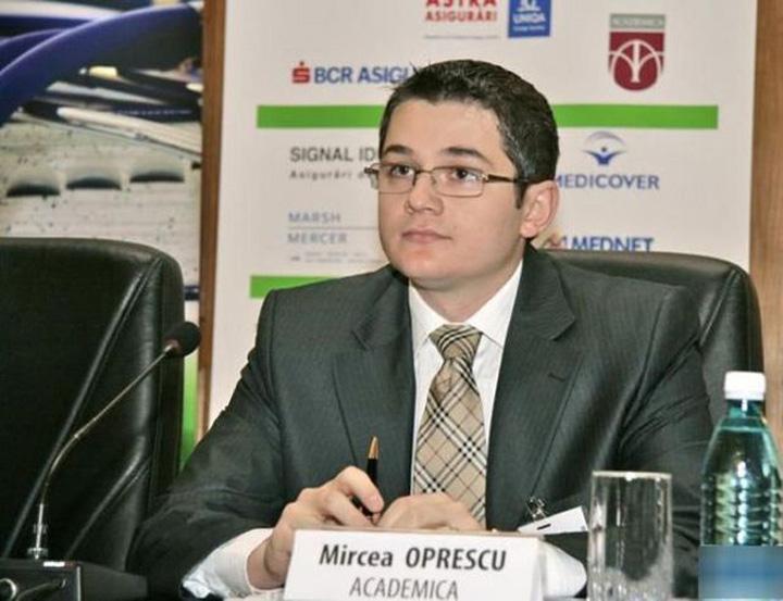 Mircea Oprescu2 Oprescu, transplant de libertate catre fiul sau!