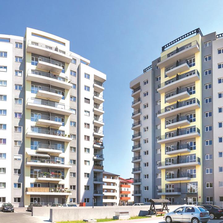 blocuri noi Buc Apartamentele din Bucuresti se scumpesc lunar cu mii de euro