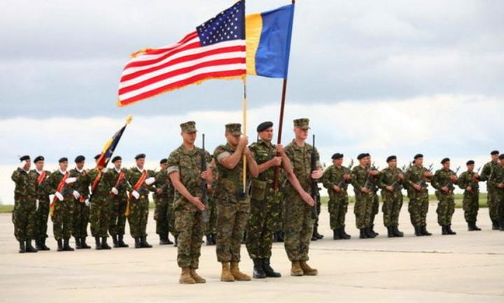 frati Romania, stat santinela pentru SUA!