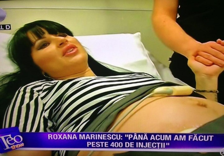 rm 720x500 Roxana Marinescu a nascut!