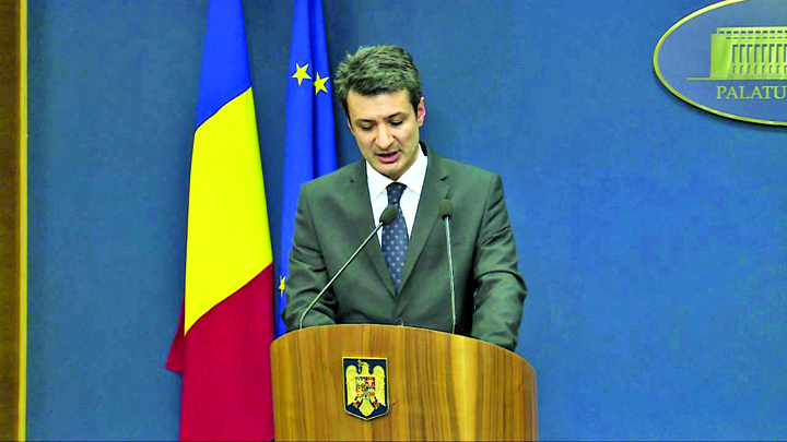 Patriciu Achimas Cadariu Ministrul Sanatatii, somat sa DEMISIONEZE: Lasati portofoliul liber pentru un inlocuitor competent, de urgenta!