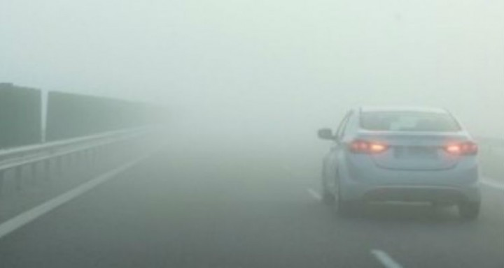 ceata12 720x384 Zeci de localitati din doua judete, sub atentionare de ceata