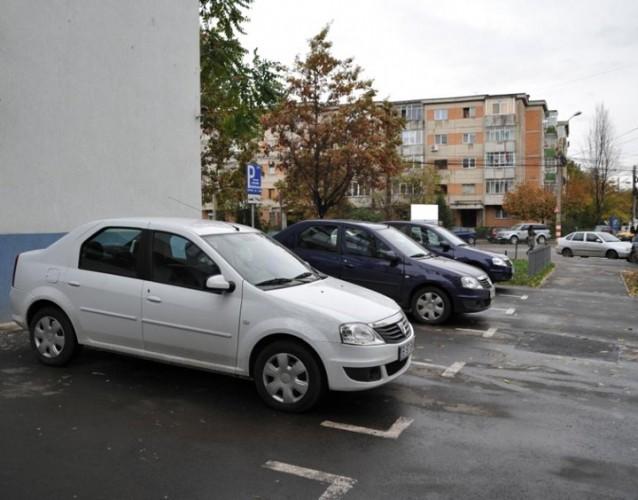 parcare 1 638x500 S au prins si americanii: e dificil sa parchezi in Bucuresti