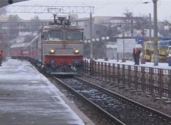 tren iarna 350x256 Trenuri anulate din cauza vremii