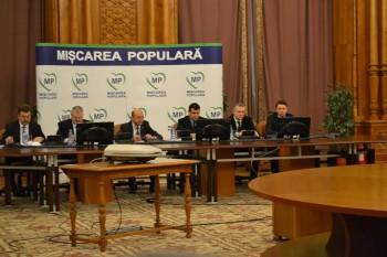 12687833 1028829017156393 959032798246190348 n mp 350x233 Avertismentul adresat de Basescu liderilor MP, in privinta unor candidati: Stiu doua cazuri in care sinceritatea nu i da afara din casa
