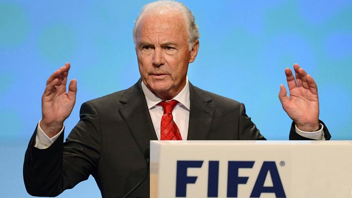 2356 Beckenbauer, urmatoarea tinta a FIFA
