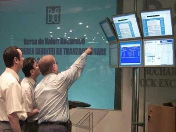 Bursa Bucuresti Fondul Proprietatea si Romgaz, in crestere la Bursa