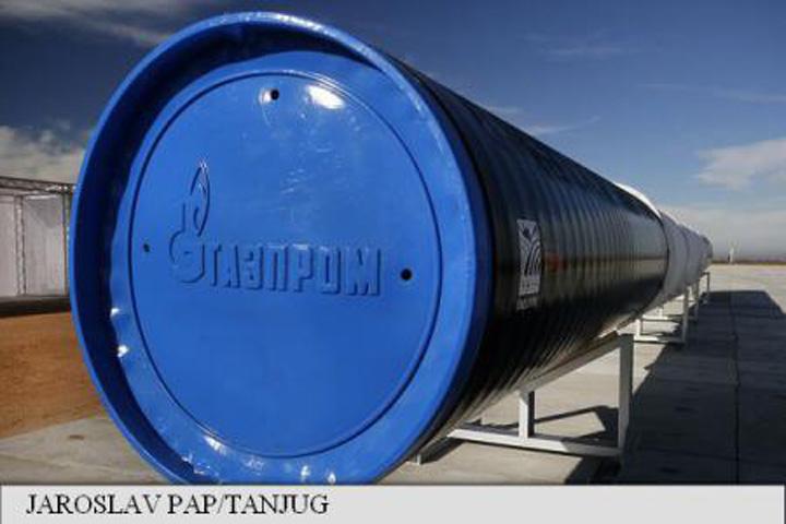 Gazprom Gazprom anunta o noua ruta de aprovizionare a Europei cu gaz rusesc