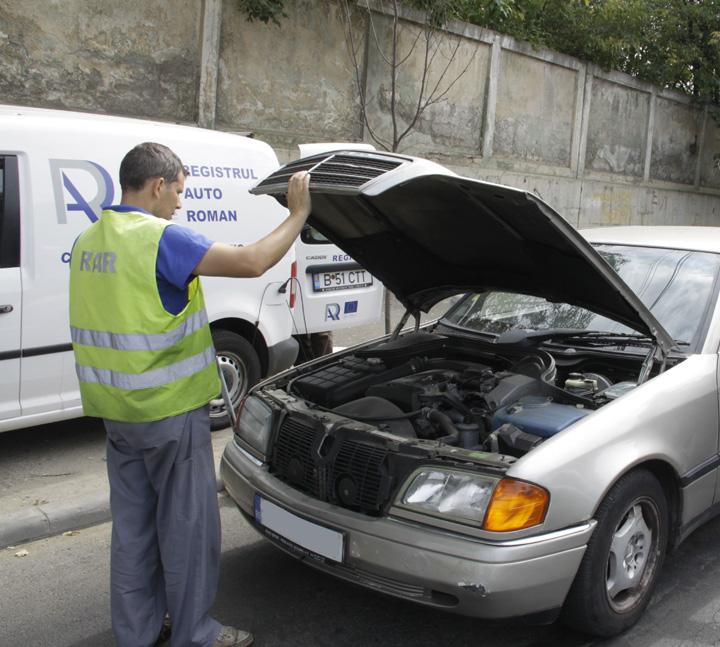 RAR verificare masina trafic Pericol! Mii de masini circula cu franele si directia defecte!