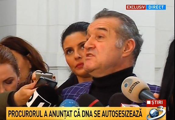 becali1 Probleme mari pentru Gigi Becali! Latifundiarul va fi anchetat de DNA pentru marturie mincinoasa!