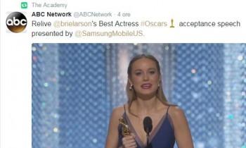 bree 350x210 Oscarurile din acest an, cu adevarat de neuitat pentru DiCaprio. Actorul a castigat primul trofeu din cariera