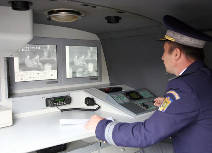 camere frontiera Senzori seismici anti imigranti pentru Politia de Frontiera