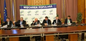 consiliu 350x167 Consiliul National: MP discuta pe marginea alegerilor locale si a candidatilor pentru primariile de sector