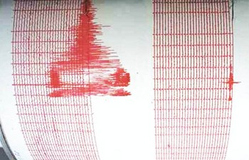 cutremur1 350x225 Cutremur de 3, 4 grade in Romania, marti dupa amiaza