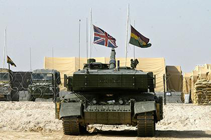 englezi Londra se pregateste de un eventual conflict NATO Rusia