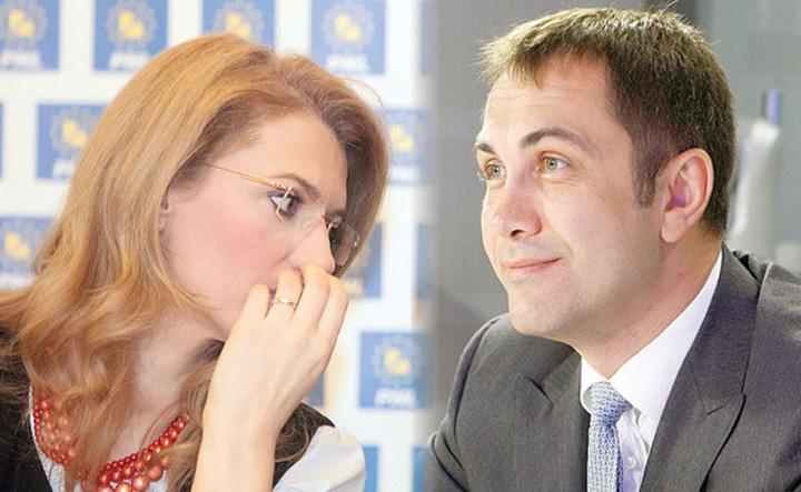 gorghiu BUN Alina Gorghiu isi pregateste pampersii pentru alegerile locale