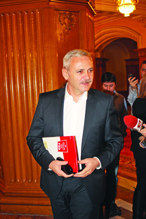 liviu dragnea2 Dragnea reface vechiul menage a trois: PSD UNPR ALDE