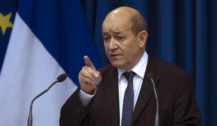 lministrul francez aparare Franta intervine in secret in Libia contra ISIS