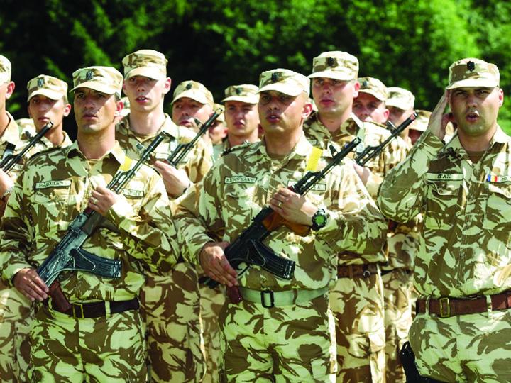 militari Romania intra in lupta anti ISIS