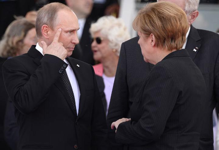 putin merkel Kremlinul ii cere Angelei Merkel sa fie atenta ce vorbeste