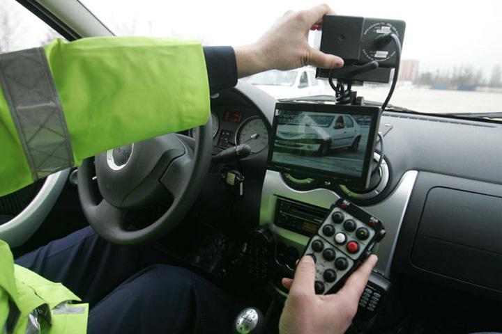 """radar politie Viteza de """"Fast & Furious"""" pe autostrada A3"""