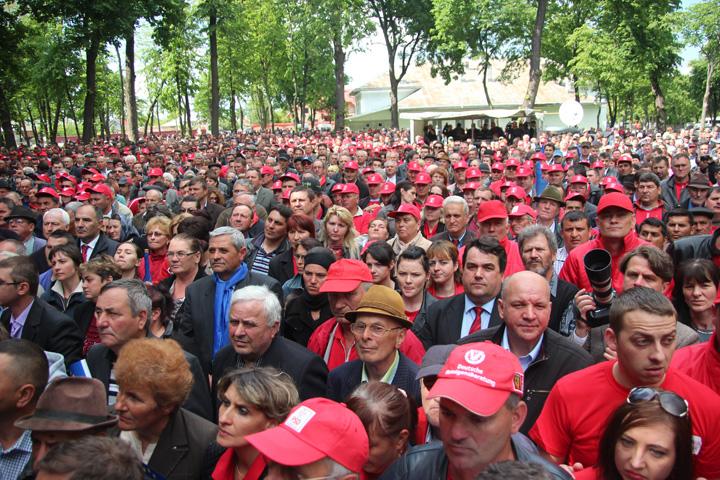 rosii Planul nebunesc al baronilor de a castiga alegerile pe sestache!